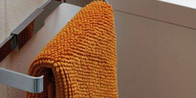 Read how to fit a towel rail