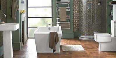 Designing bathrooms