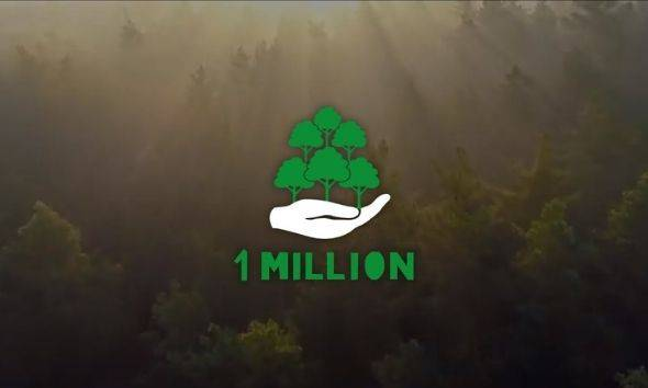 Plant one million trees every year. Read the story and watch the film.