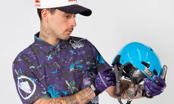 Shop Kriss Kyle x red bull collab PissPot helmet