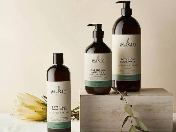 Product Newness: Eucalyptus & Tea Tree Oil Body & Hands Washes