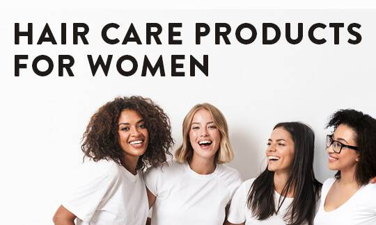 Hair Care Products for Women