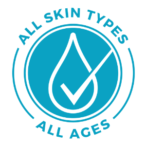 all skin types. all ages