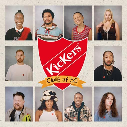 Kickers class of '50