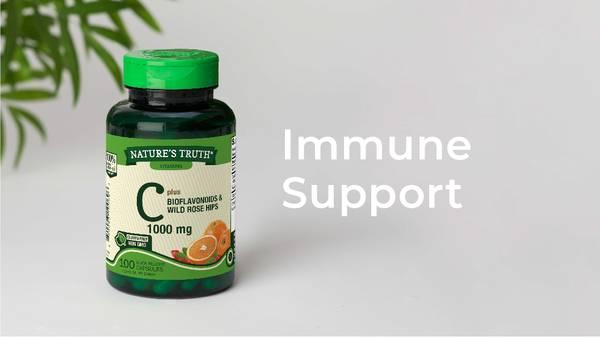 Immune support list