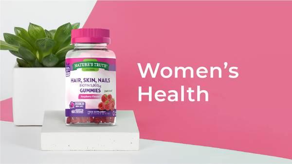 Women's Health list