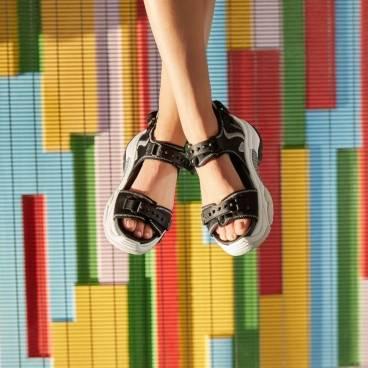 Ugly Sandal Trend