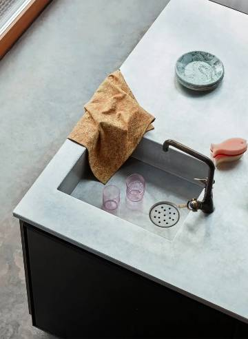 Heart of the home: Kitchen