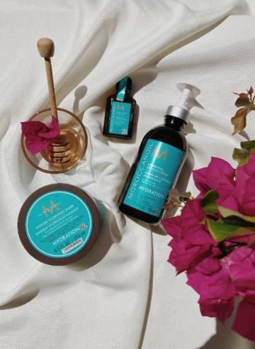 Luxury hair treatments