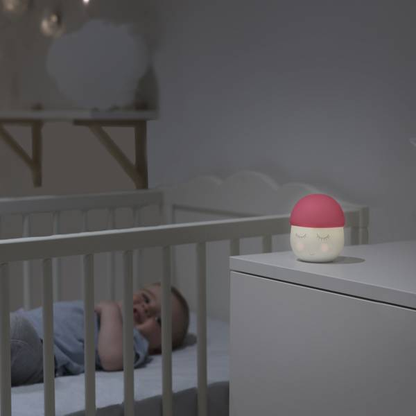 Free Babymoov nightlight when you buy a Babymoov video travel monitor