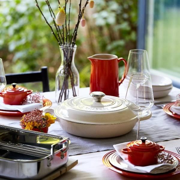 Le Creuset Cast Iron Dishes