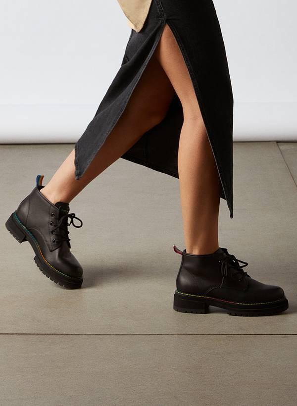 New season footwear