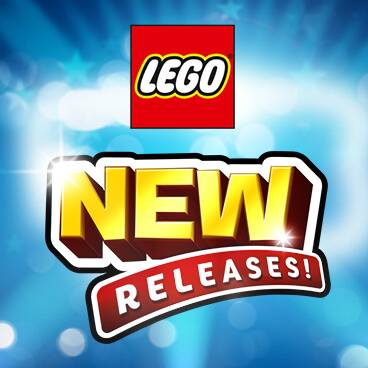 LEGO New Releases