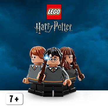 LEGO Harry Potter Minifigures