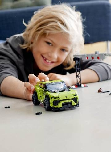 LEGO Speed Champions Collection