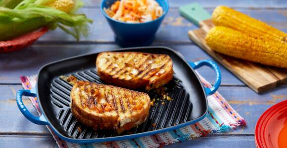 Le Creuset Grillit & Recipes