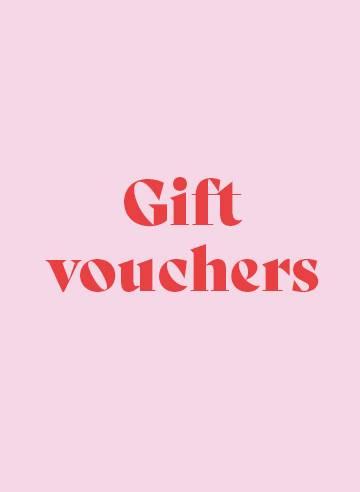 Valentine's Day gift vouchers