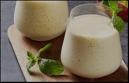 High Protein Mango Lassi recipe