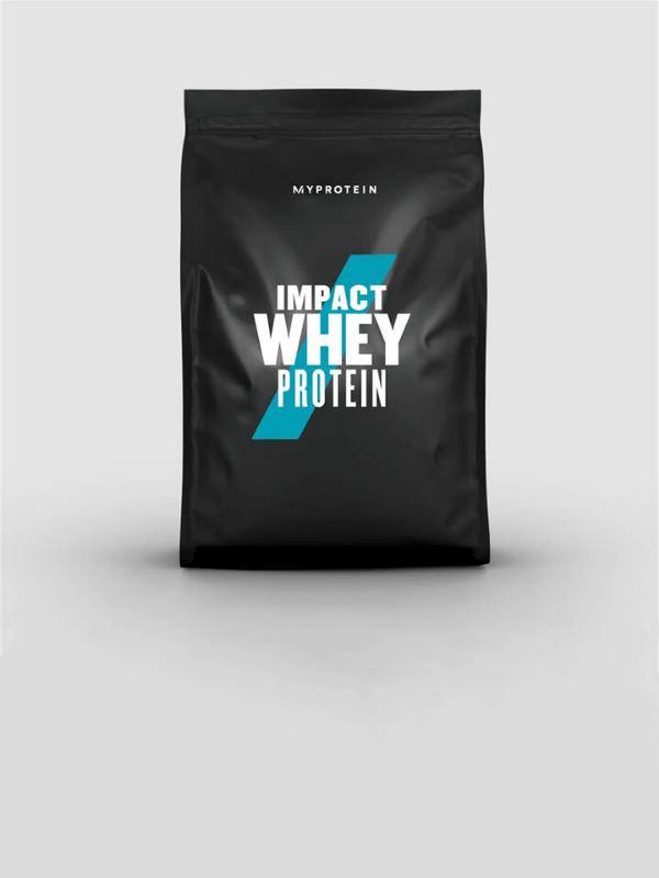 Impact Whey Protein Dunkle Schokolade