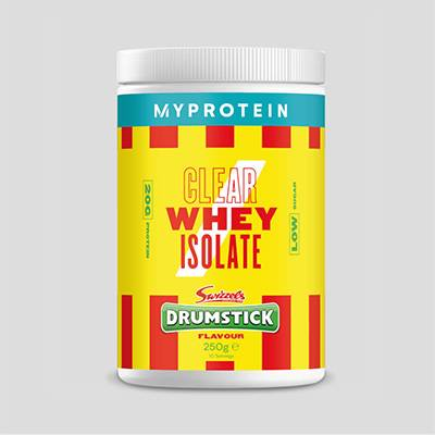 Drumstick Clear Whey Isolate