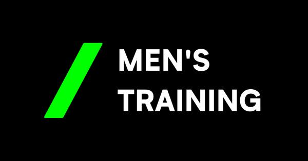 Men's Training