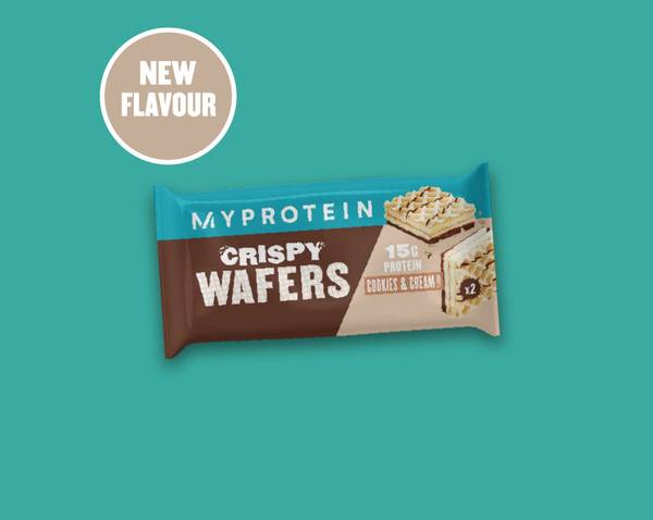 Protein Wafer - Cookies & Cream