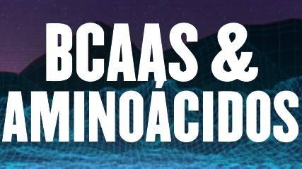 BCAA & Aminoacidos