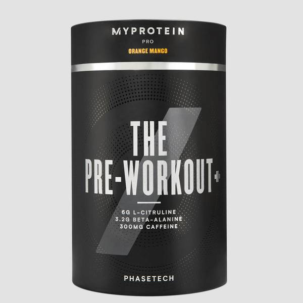 The Pre Workout +