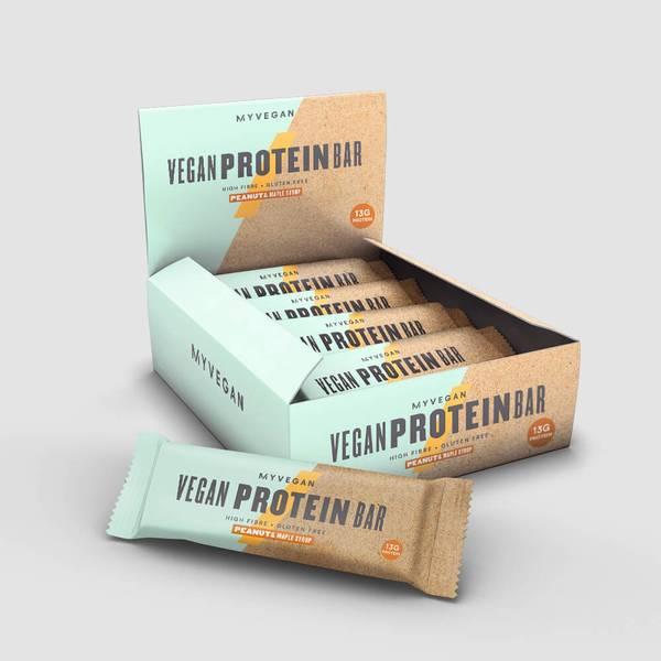 Η καλύτερη Vegan Μπάρα Πρωτεΐνης