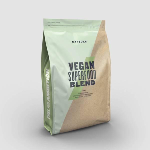 Best Vegan Superfood Blend