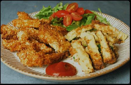 Air fryer chicken strips recipe