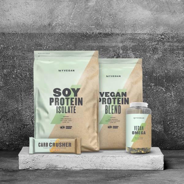 Productos veganos Myprotein