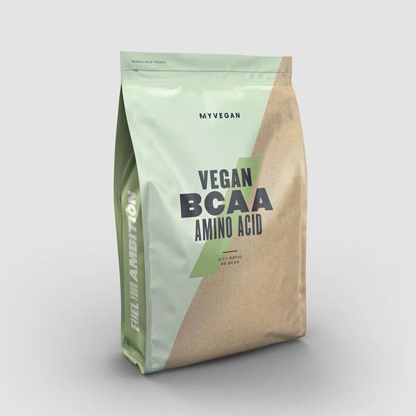 A legjobb vegán BCAA kiegészítő