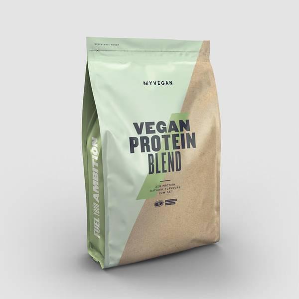 A legjobb vegán, növényi fehérjepor