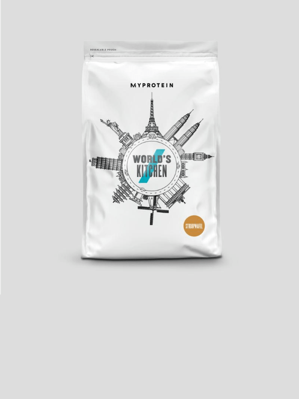 Impact Whey Protein Gusto Stroopwafel