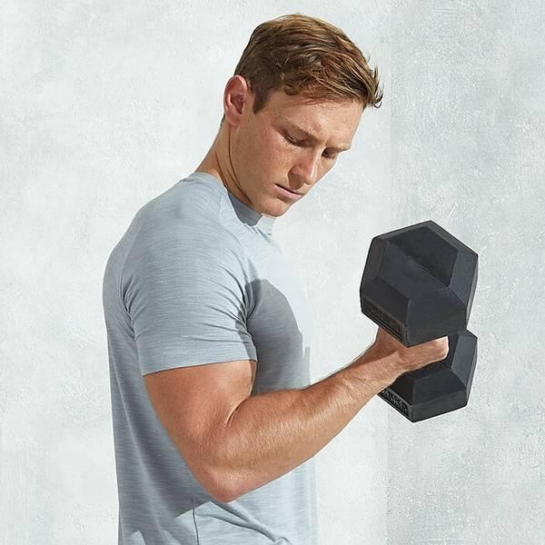 Man lifting