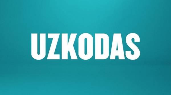 UZKODAS