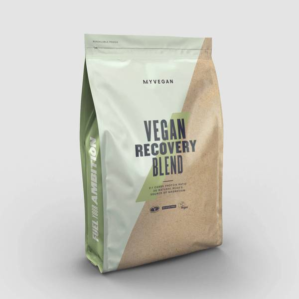 Beste vegan post-workout