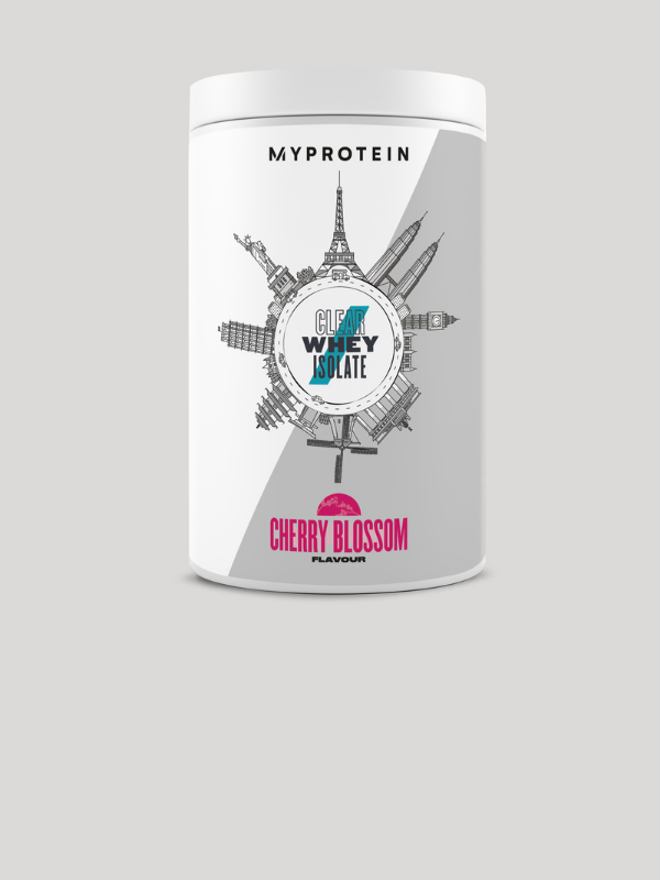 Clear Whey Isolate Cherry Blossom