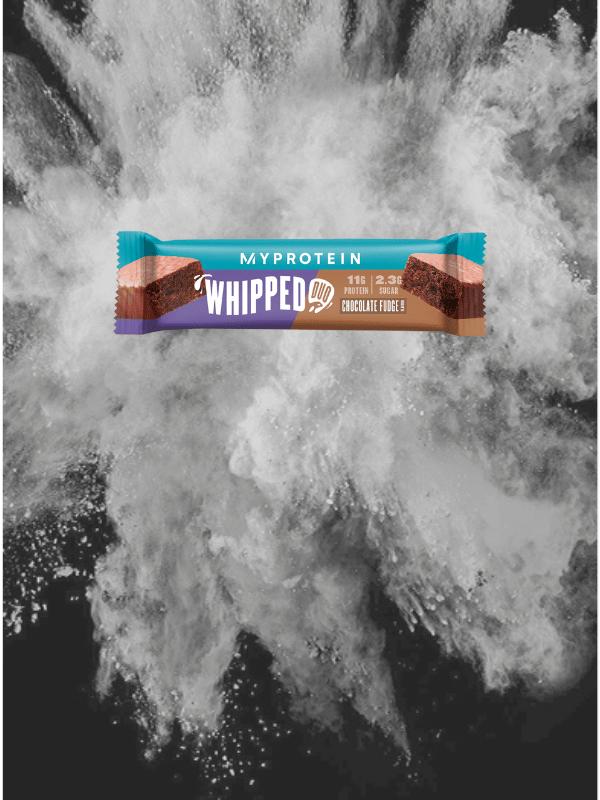 Whipped Duo's Chocolate Fudge