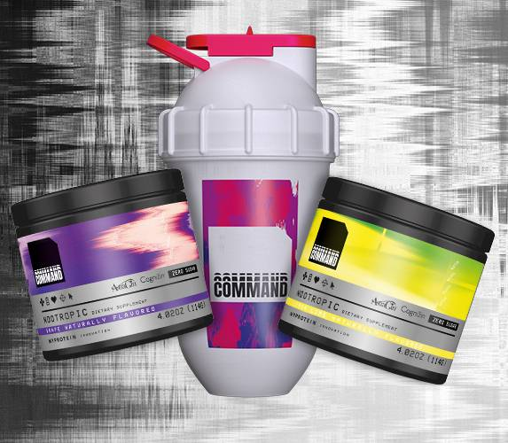 Command Shaker and Tubs Bundle