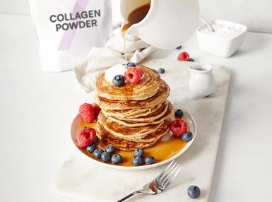 2 Rezeptideen für unsere Kollagen-Pancakes | Myvitamins