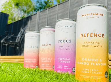 Sparkling Vitamin Waters  | Myvitamins
