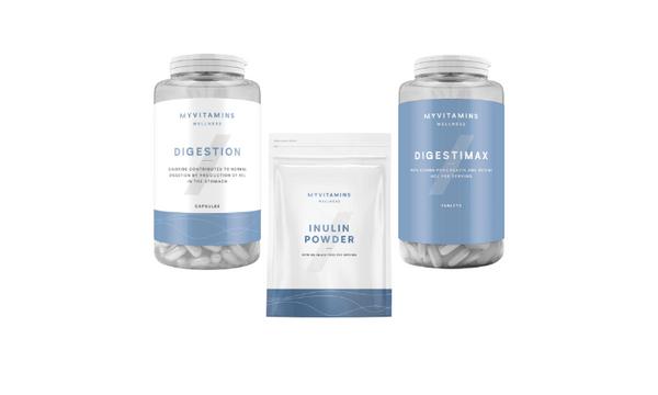 Digestion Bundle | Myvitamins