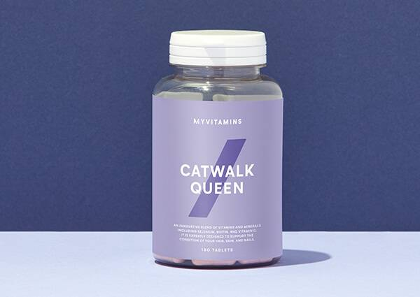 Catwalk Queen - Key Formulation