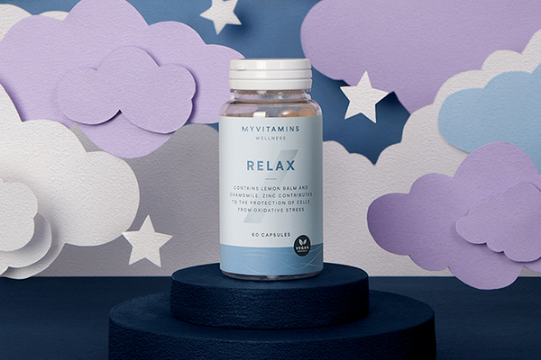 Cápsulas de Relax | Myvitamins