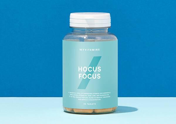 Hocus Focus - Key Formulation