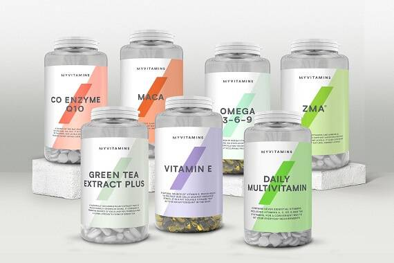 myvitamins rebrand