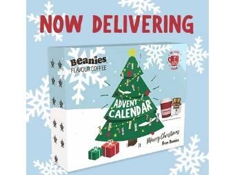 Limited Edition Beanies Advent Calendar