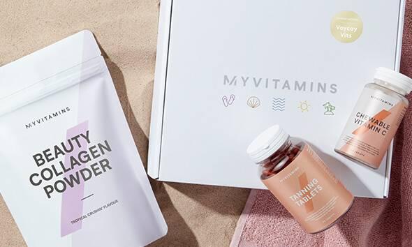 myvitamins Vaycay Vits | What's inside the box?